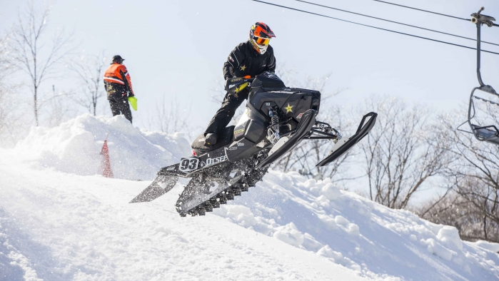 Hayden Claims Eighth National Snowcross Championship