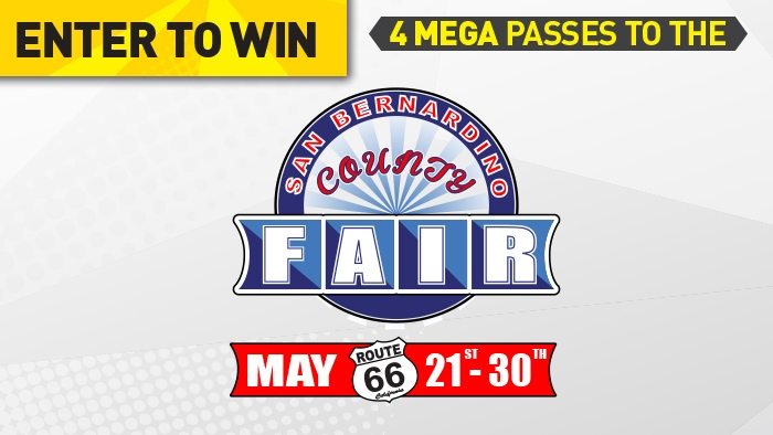 ROCKSTAR AND AMPM SBC FAIR SWEEPSTAKES