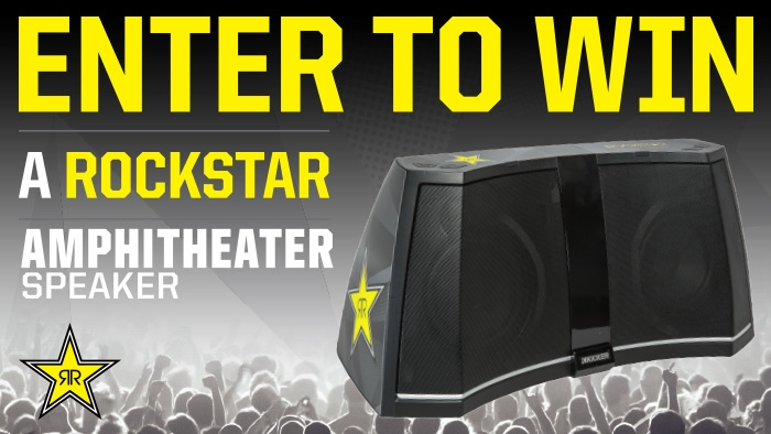 ROCKSTAR & SUPER A KICKER SWEEPSTAKES