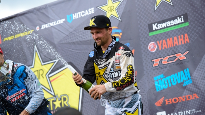 Third overall for Metcalfe – Penalty for Goerke at Round 2 in Nanaimo