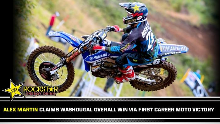 Alex Martin Wins Washougal