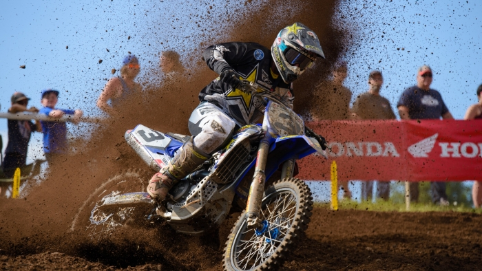 Metcalfe claims third consecutive second overall
