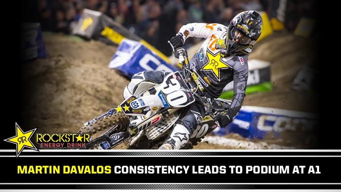 Martin Davalos 3rd at Anaheim 1