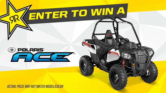 ROCKSTAR LOVES POLARIS SWEEPSTAKES