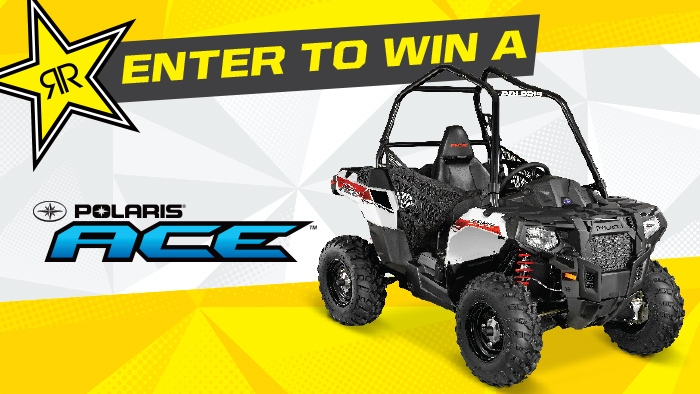 ROCKSTAR & HOLIDAY STATION POLARIS SWEEPSTAKES