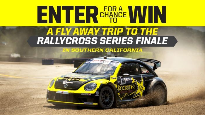 ROCKSTAR NATIONAL GRC SWEEPSTAKES