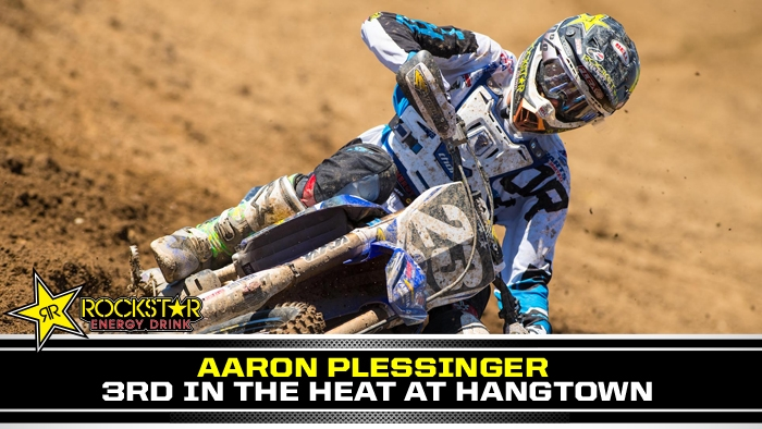 Aaaron Plessinger Opens the MX Season with a Podium