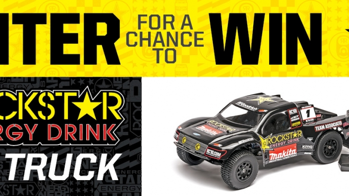 ROCKSTAR & CONICO RC TRUCK SWEEPSTAKES
