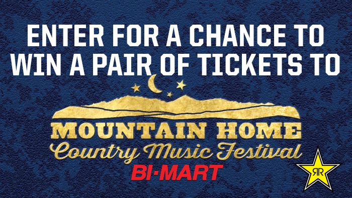 ROCKSTAR MOUNTAIN HOME COUNTRY MUSIC FESTIVAL SWEEPSTAKES