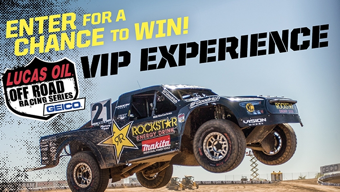 ROCKSTAR & 7-ELEVEN OFF ROAD SWEEPSTAKES
