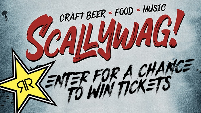 ROCKSTAR YE SCALLYWAG AUBURN SWEEPSTAKES