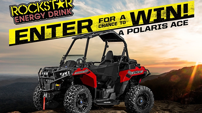 ROCKSTAR & ROYAL FARMS POLARIS SWEEPSTAKES