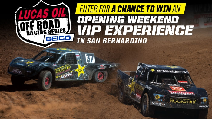 ROCKSTAR & CIRCLE K WEST OFF ROAD SWEEPSTAKES