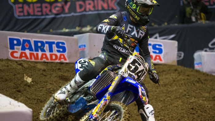 Top-5 finish for Nicoletti at AX Tour opener in Abbotsford