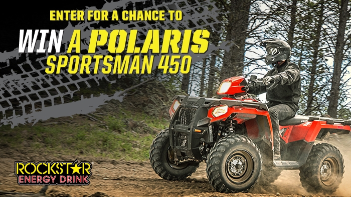 ROCKSTAR & NEX POLARIS SWEEPSTAKES