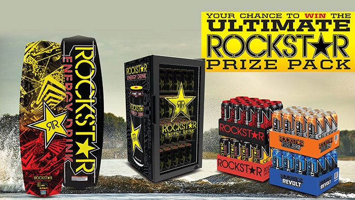 ROCKSTAR & MACEWEN ULTIMATE PRIZE PACK CONTEST