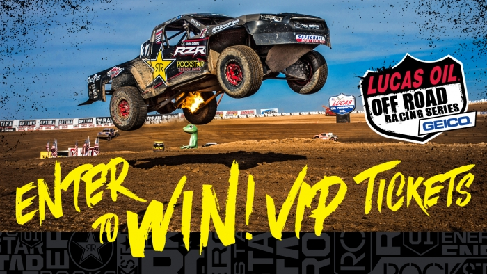 ROCKSTAR & BASHAS FOOD CITY OFF ROAD SWEEPSTAKES